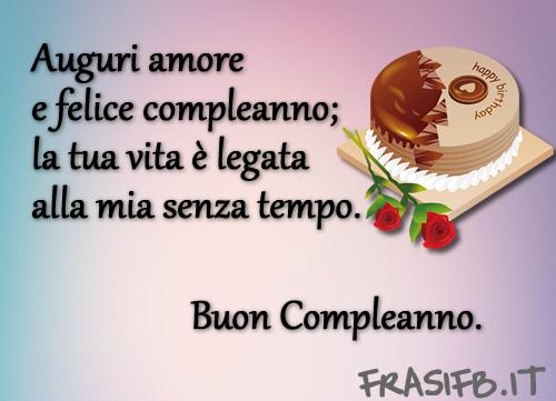 Auguri amore   FrasiFB.it