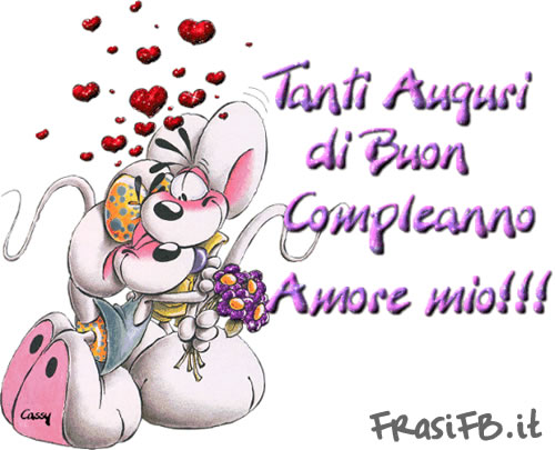 Amato Diddl auguri - FrasiFB.it QP62
