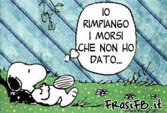Le Frasi Piu Belle Di Snoopy Vignette Charlie Brown Per Facebook